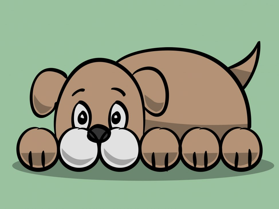 974x731 Coloring Pages Fabulous Easy Drawings Of Dogs Drawing Tips Ideas