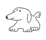 185x162 Dog Clip Art