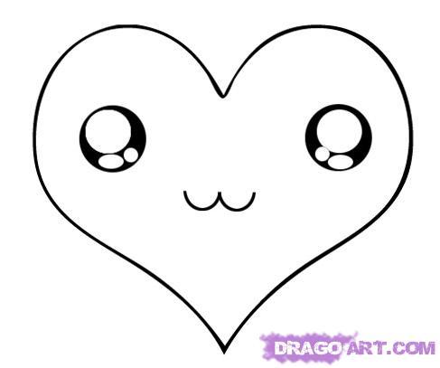 487x407 Drawn Broken Heart Ribbon
