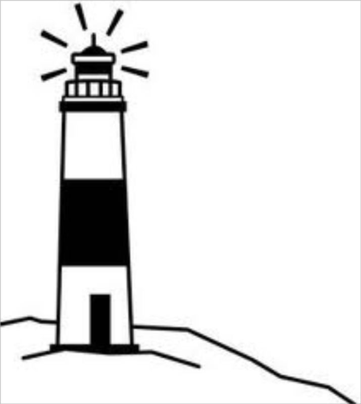 Drawings Of Lighthouses