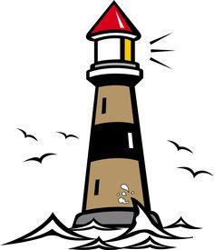 236x275 Drawn Lighthouse Hatching