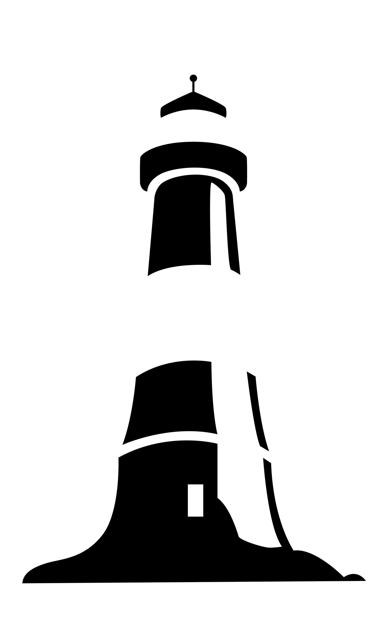 1341x2235 Lighthouse Tattoo Black And White Lighthouses.
