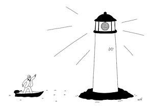 300x214 Lighthouses Drawings Fine Art America