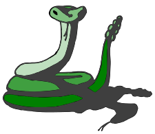 225x195 Rattlesnake Clip Art Download
