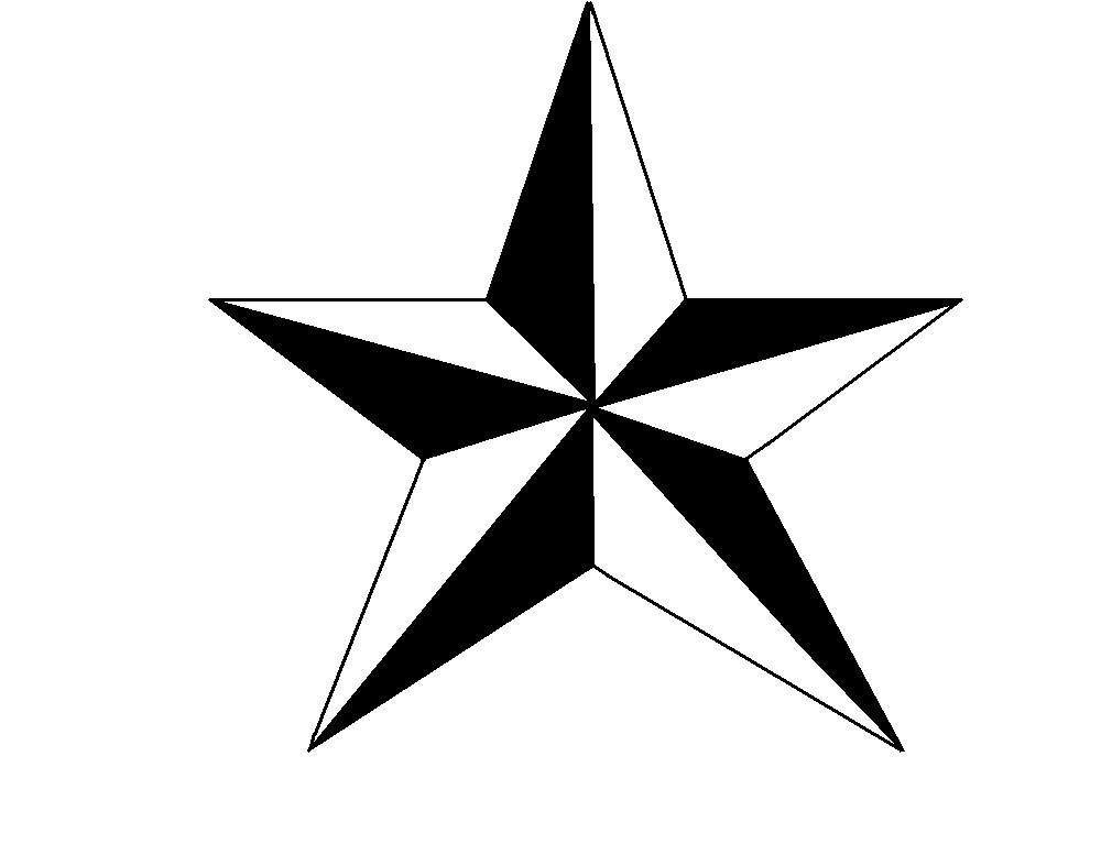 1000x777 Nautical Star By Babs666