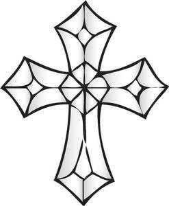 247x300 Best Cross Drawing Ideas Cross Tattoo Designs
