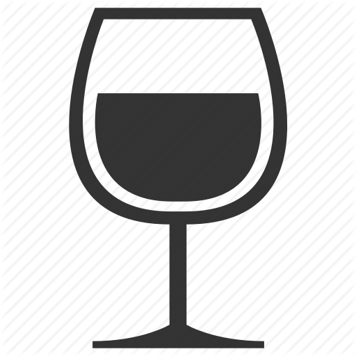 512x512 Alcohol, Cocktail, Drink, Glass, Red Wine, White Wine, Wine Icon