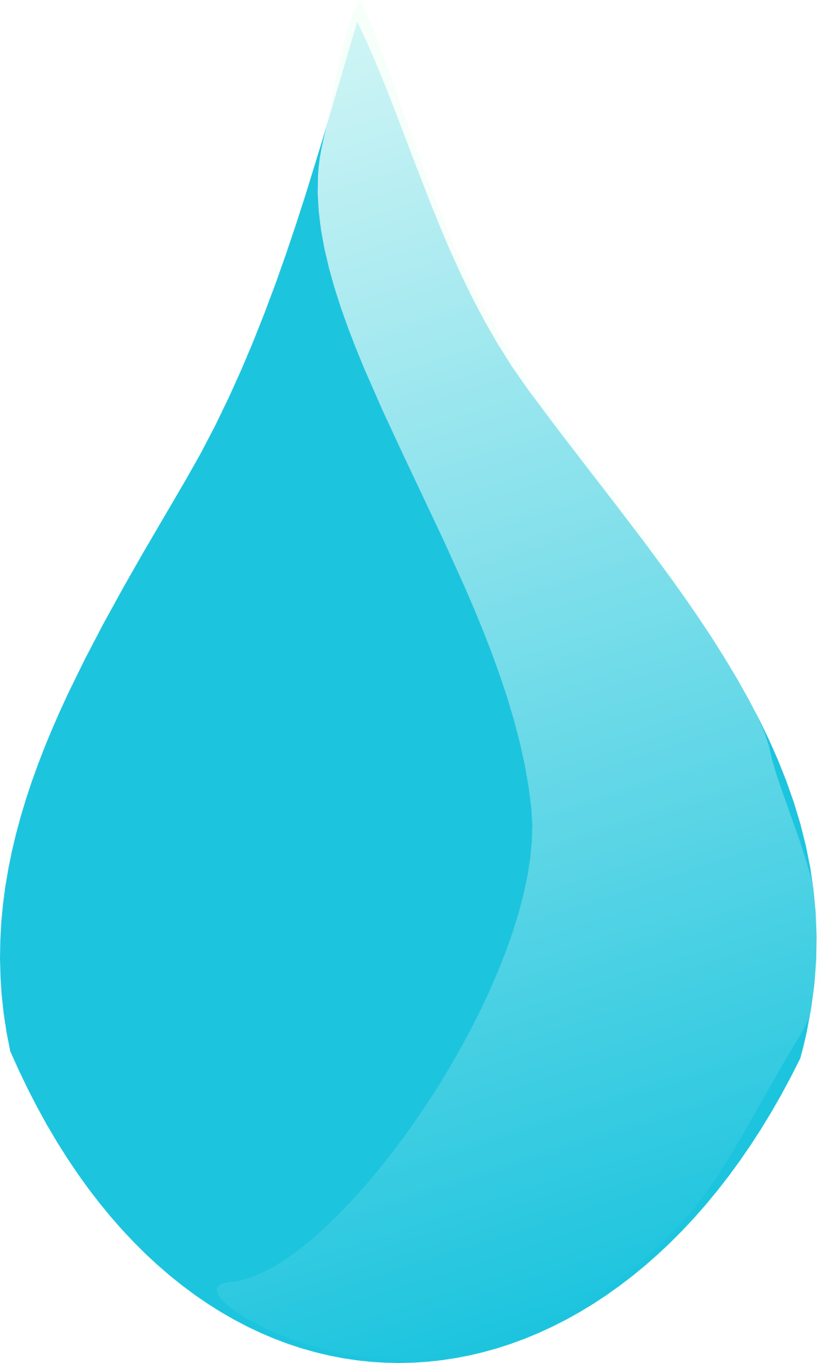 1158x1920 Water Drop Clipart