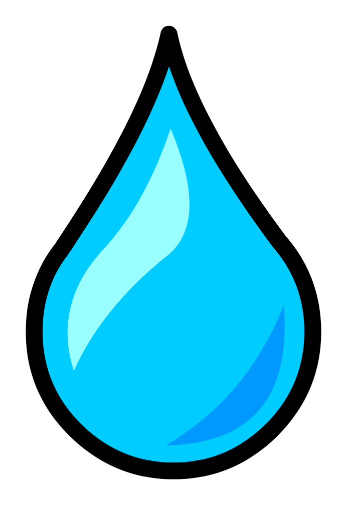 692x1009 Water Drop Droplet Clipart Kid 4