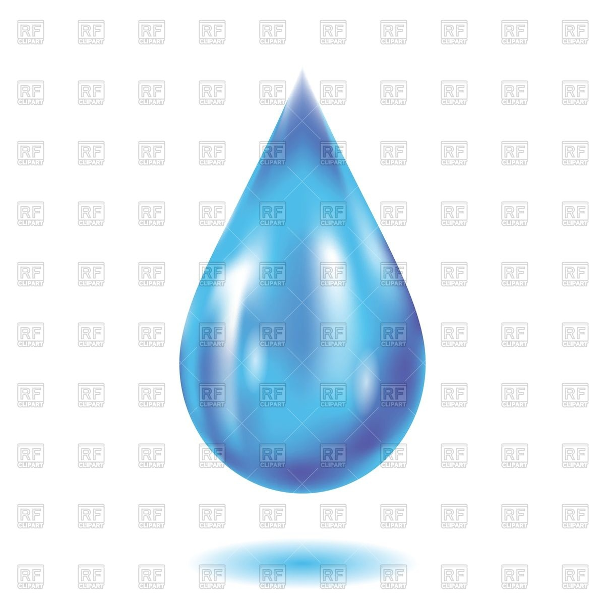 Drop Of Water Clipart | Free download best Drop Of Water Clipart on