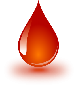 271x300 Blood Drop Clip Art Download