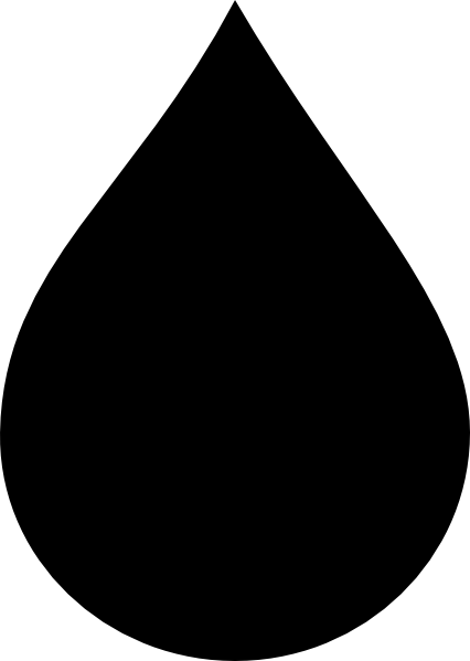426x599 Water Droplets Clipart