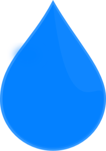 210x297 Blue Water Drop Png, Svg Clip Art For Web