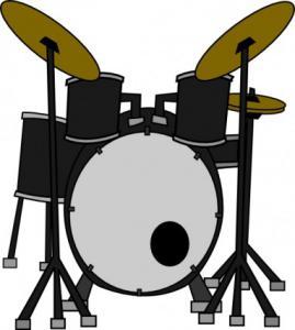269x300 Drum Clip Art Download