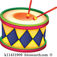 197x194 Drum Clipart Group