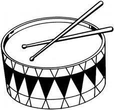 228x221 Drum Roll Clip Art