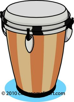 236x327 Africa Clipart African Drum