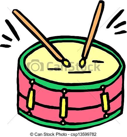 435x470 Drum Clip Art