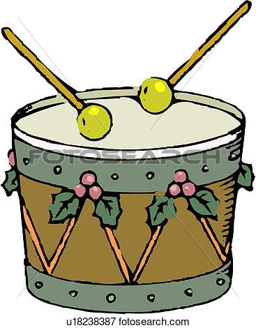 367x470 Drum Clip Art