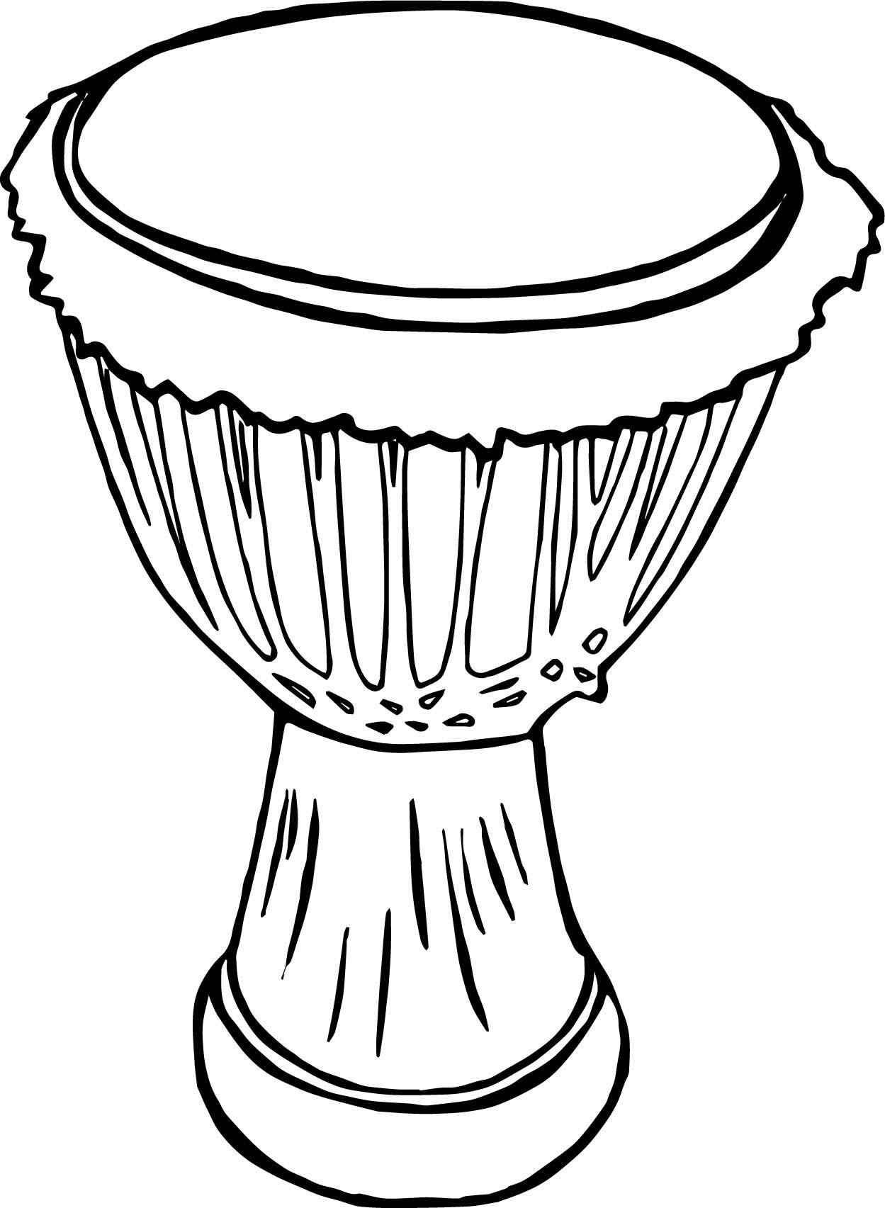 1249x1705 Africa Clipart African Drum
