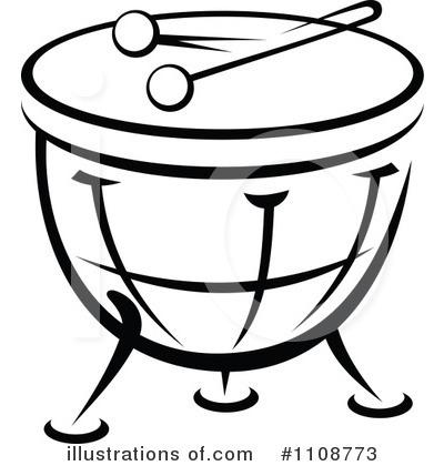 400x420 Drums Clipart
