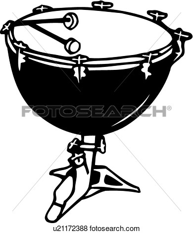 390x470 Drum Clip Art