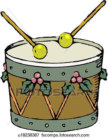 367x470 Clip Art Of Holiday, Instrument, Percussion Instrument, Musical