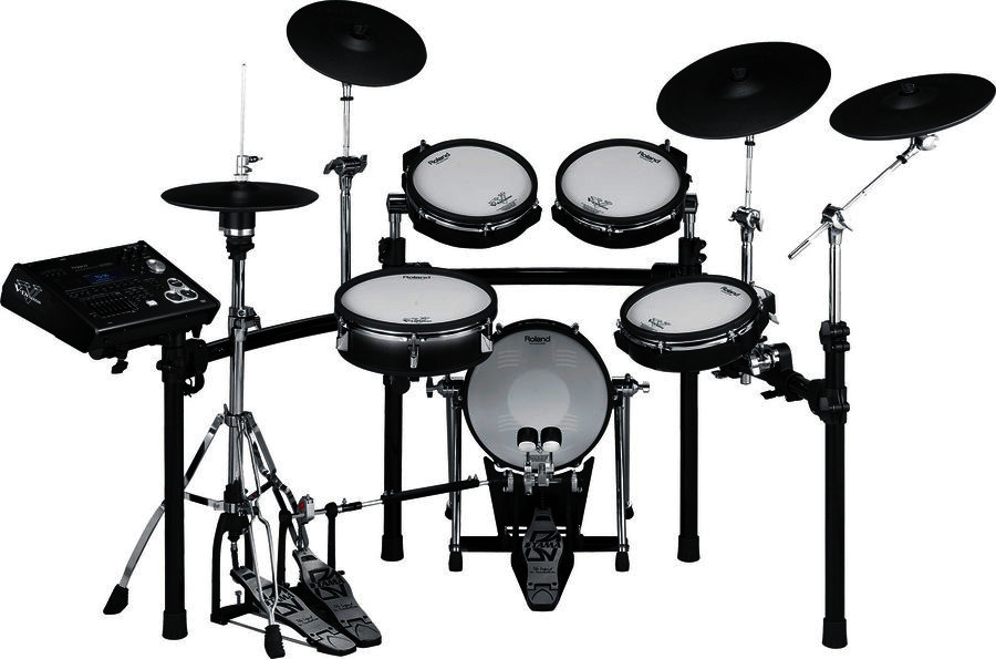 900x595 Electronic Drum Set Up Clipart Panda