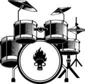 170x167 Drum Clip Art