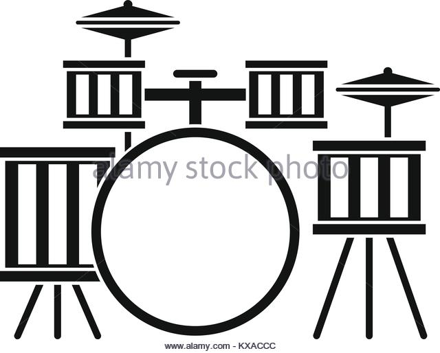 640x514 Drum Kit Black And White Stock Photos Amp Images