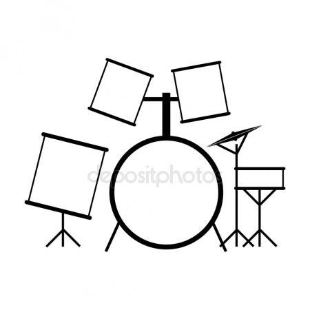 450x450 Drums Graphic Design Stock Vectors, Royalty Free Drums Graphic