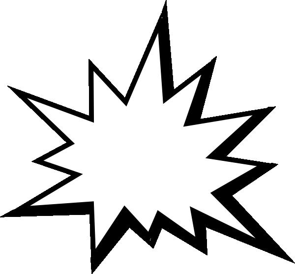 600x557 Pow White Clip Art