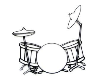 340x270 Drummer Art Etsy