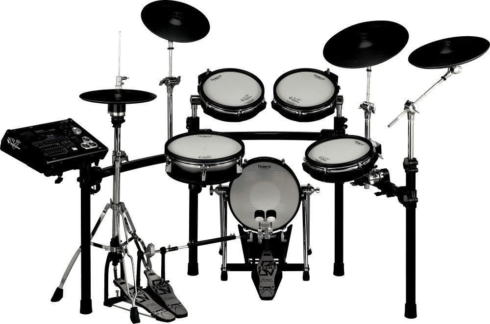 1000x662 Roland Td 30k V Pro Series Electronic Drum Kit