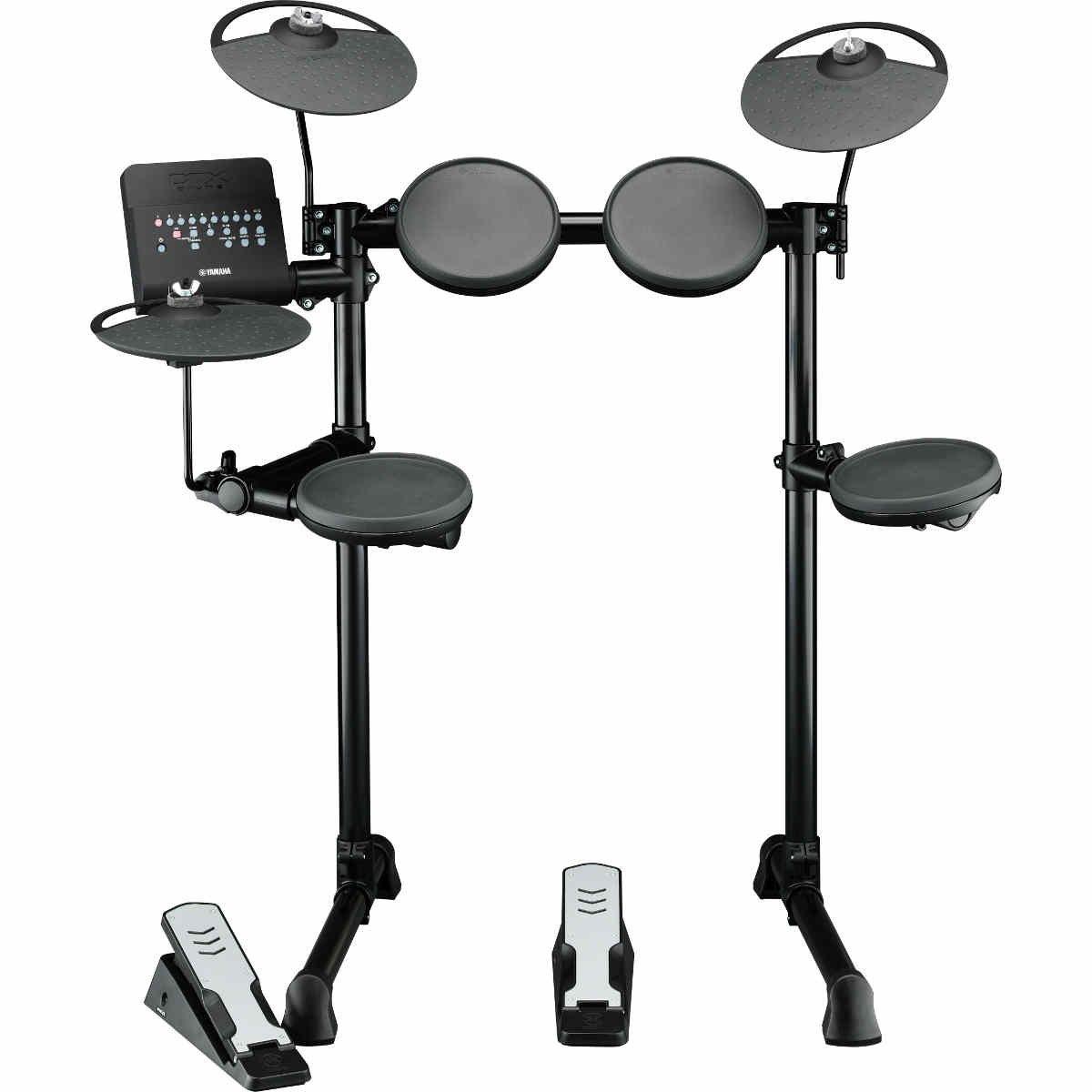1200x1200 Yamaha Dtx400k Electronic Drum Kit Bundle Dawsons Music