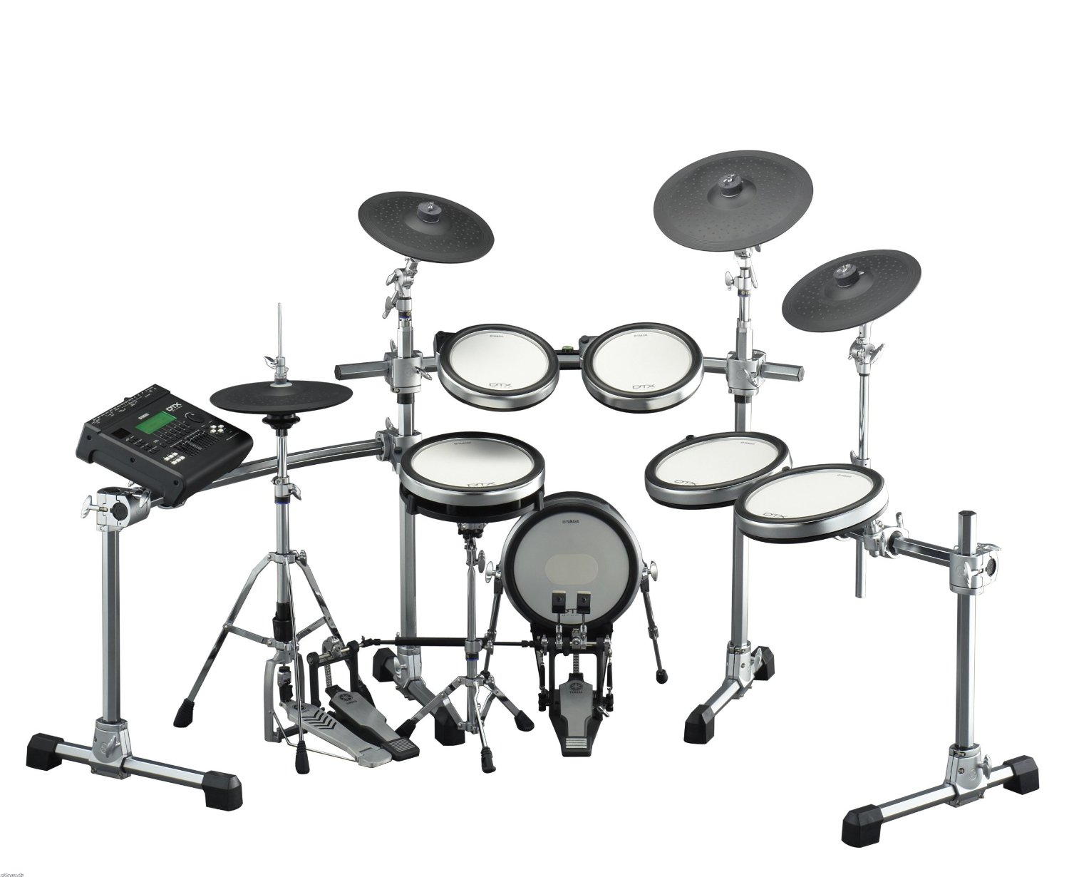 1500x1230 Dtx950k Electronic Drum Kit Review