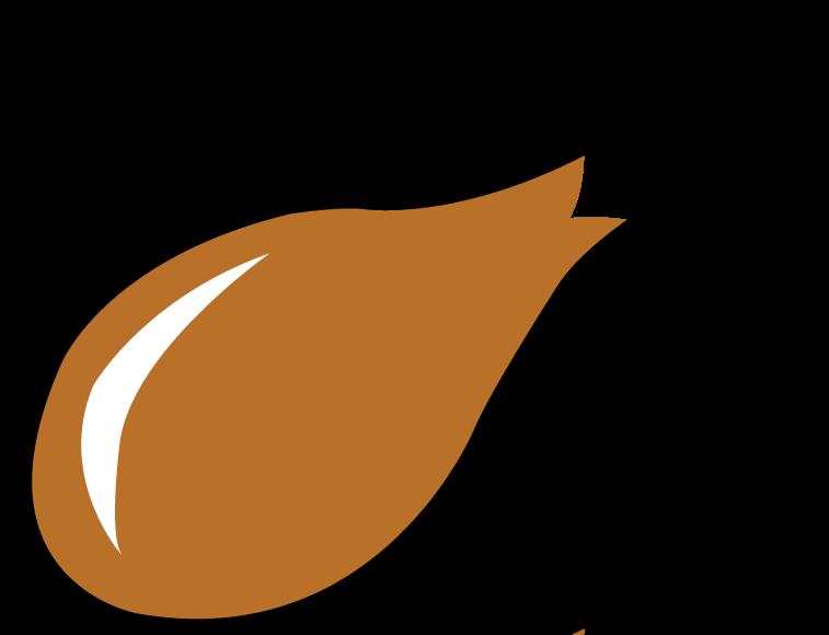757x580 Clipart Chicken Leg