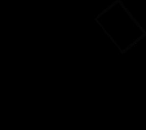 298x267 Drum Stick Variation Clip Art