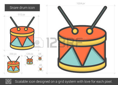 450x324 343 Snare Drum Vector Stock Vector Illustration And Royalty Free