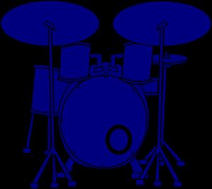 299x267 Drums Clip Art