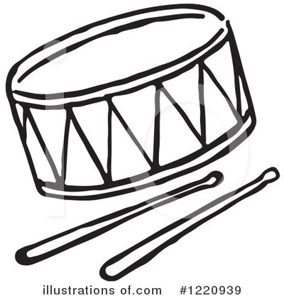 Collection Of Drums Clipart