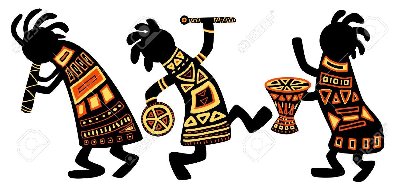 1300x608 Aboriginal Clipart Drum