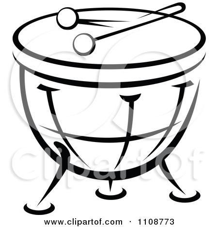 450x470 Drums Clip Art