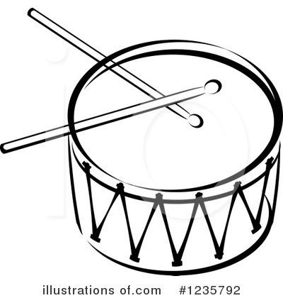 400x420 Drums Clip Art