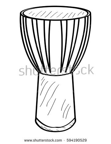 363x470 Meringue Clipart Bongo Drums