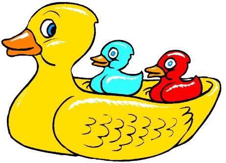 461x333 Farm Duck Clipart