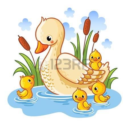 450x450 Pond Clipart Farm Duck