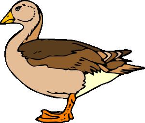 300x255 Duck Clip Art