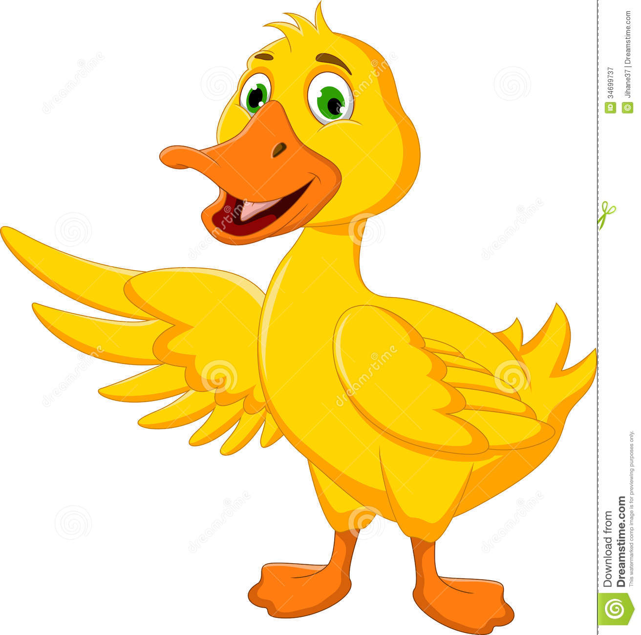 1312x1300 Mama Duck Clipart