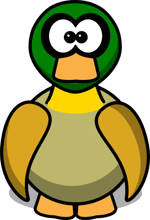512x748 Rubber Duck Clip Art Free Clipart